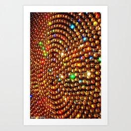 Color Travel part 1 Art Print