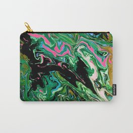 Drip Trip Green Variant Carry-All Pouch