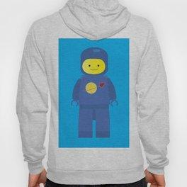 Retro Spaceman Hoody