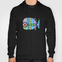 Fish which ate ship Hoody