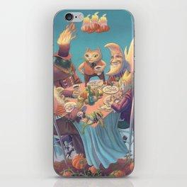 A Twilight Affair iPhone Skin
