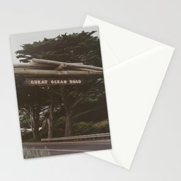Great Ocean Road Stationery Cards