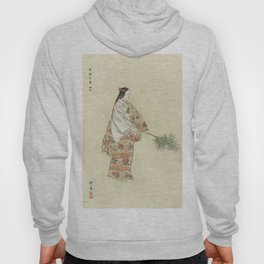 Japanese Art, 1920s Hoody