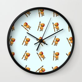 Graphic O20 Wall Clock