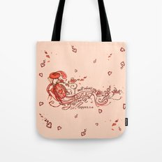 I will wear my heart upon my sleeve - Othello Quote Art Tote Bag