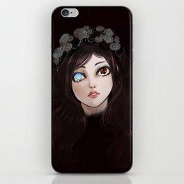 Young Widow iPhone Skin