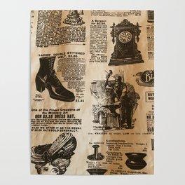 Old Vintage Advertising Part 2 Poster