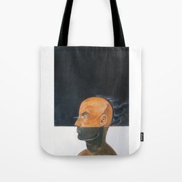 As vapor gutural Tote Bag