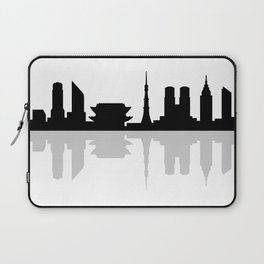 tokio skyline Laptop Sleeve