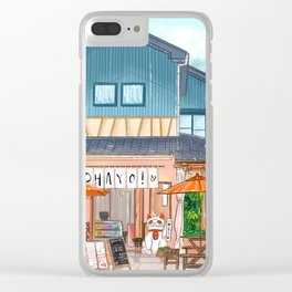 Ohayo Home Clear iPhone Case
