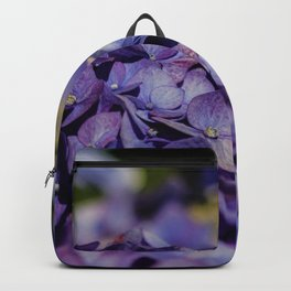 Makro_Hortensie_1 Backpack