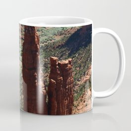 Spider Rock - Amazing Rockformation Coffee Mug