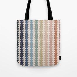 Maude Pattern- Vintage Multicolor Tote Bag