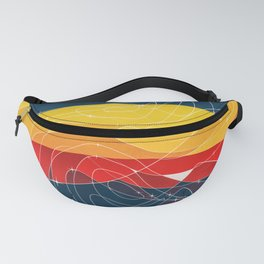 more arch Fanny Pack