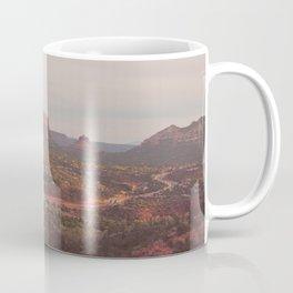 Sedona Arizona print. Vortex No. 3 Coffee Mug