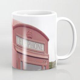 Phone box on the Isle of Skye Coffee Mug