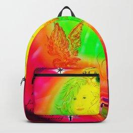Zodiac sign Gemini - Happy Birthday 4 Backpack