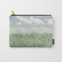 sugar cane field 2 Carry-All Pouch