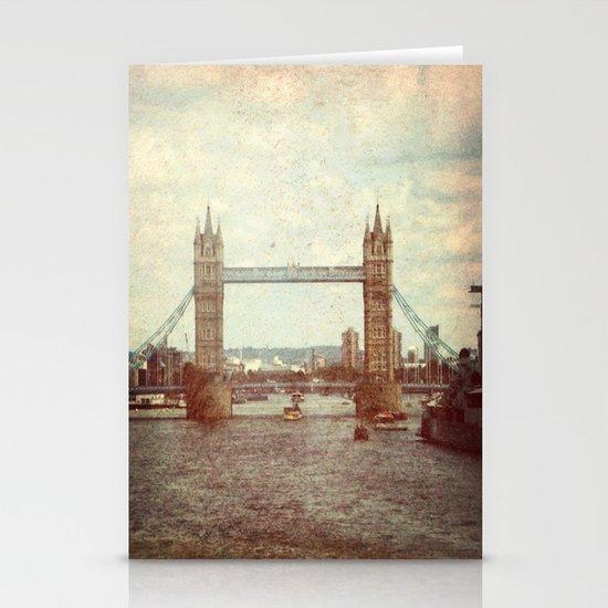 Tower Bridge 2 Stationery Cards