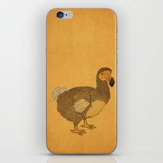 Dodo iPhone Skin