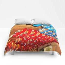 Danish Clogs Comforters