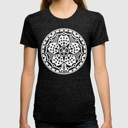 Tokyo Sakura Manhole Cover T-shirt