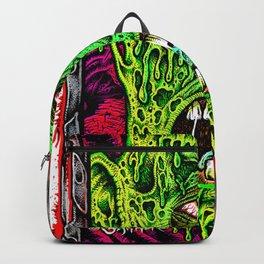 Incredible Melting Man Backpack