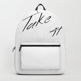 Take it Easy Backpack