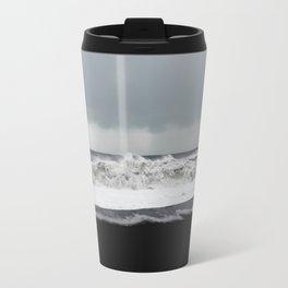 Winter Waves Travel Mug