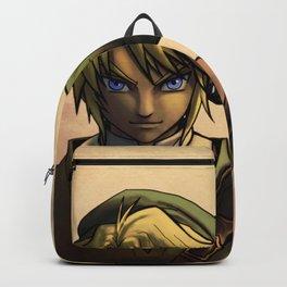Link  - Zelda Backpack