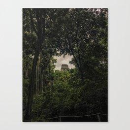 StarWars Goes to Guatemala Canvas Print