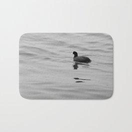 birds on water Bath Mat