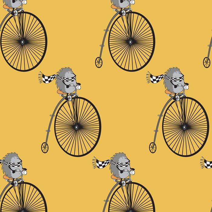 old school biker Leggings