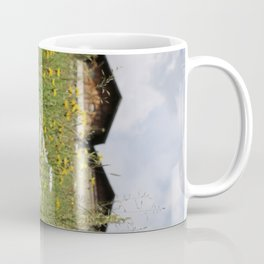 Flowers in the Alps Coffee Mug
