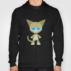 Clarence Cat Hoody