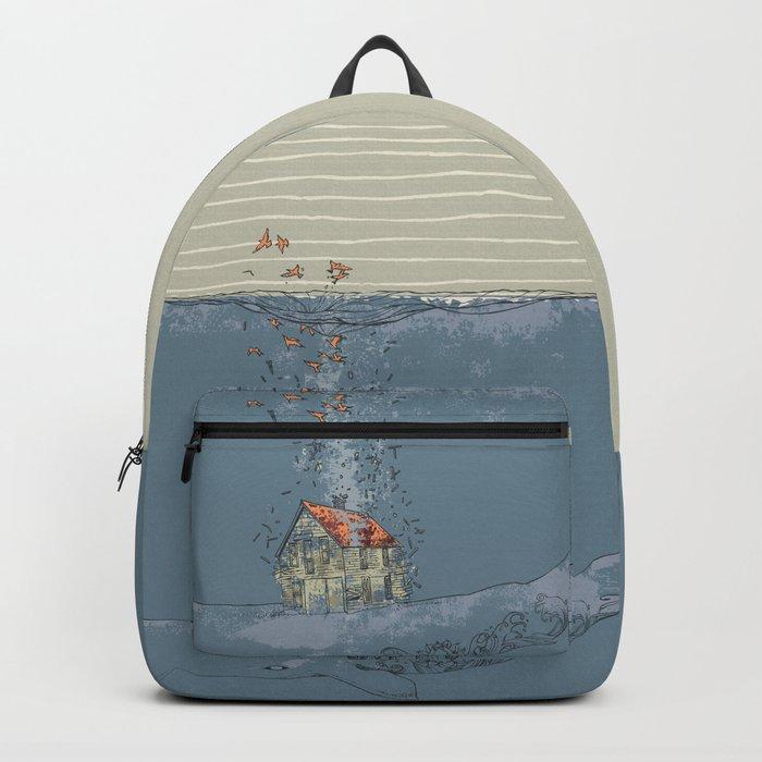 Ocean Home Backpack