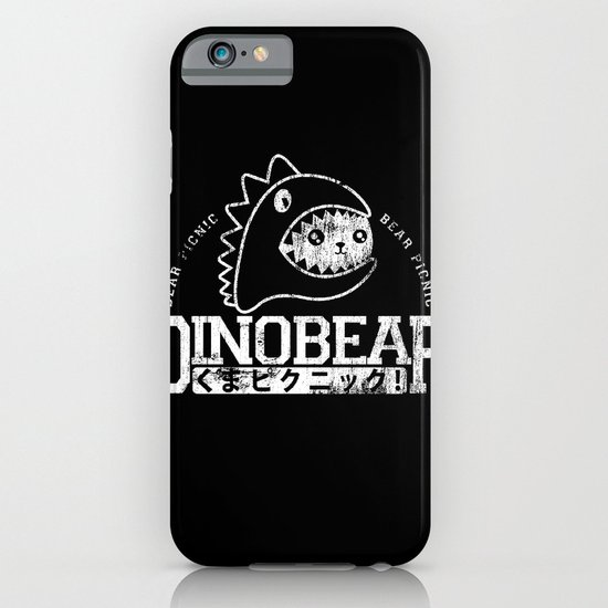 Vintage Dinobear iPhone & iPod Case
