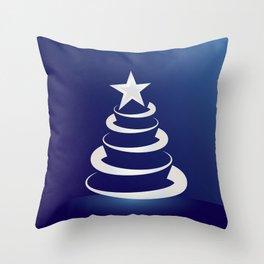 Christmas cake Throw Pillow