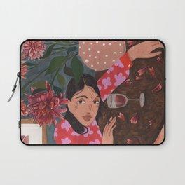 Dahlias Laptop Sleeve