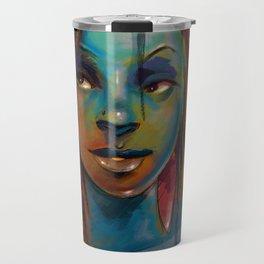 Afro Brazilian Travel Mug