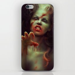 To Die For iPhone Skin