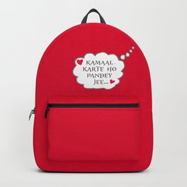 Bollywood Masala Backpack