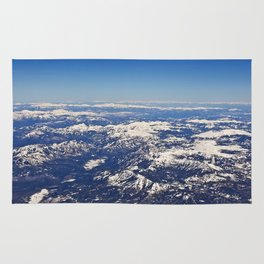 Colorado from Above Rug