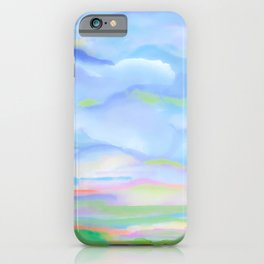 Stone Harbor Bay View iPhone Case
