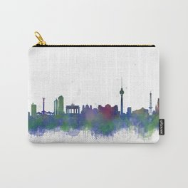Berlin City Skyline HQ2 Carry-All Pouch