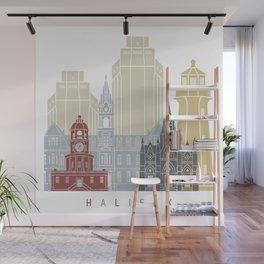 Halifax skyline poster Wall Mural