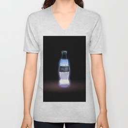 Coca bottle in Fallout video game Unisex V-Neck