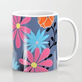 Twilight Blooms Coffee Mug