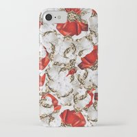 roman iPhone & iPod Cases featuring Roman Collage by Eleaxart