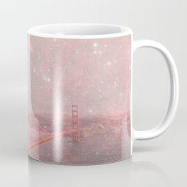 Stardust Covering San Francisco Coffee Mug